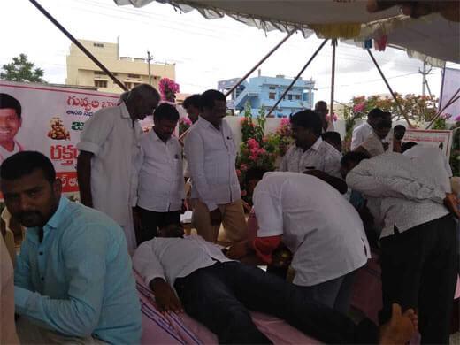 achampet-mla-guvvala-balalaraju-birthday-celebrations