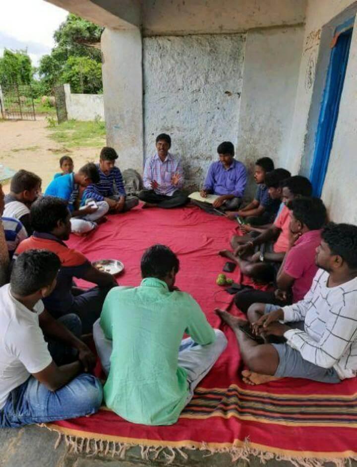 Amrabad madavanipally mandala meetings
