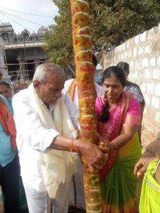 Sri bramaramba devastanam