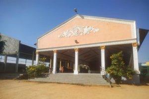 satyalaxmi function hall achampet
