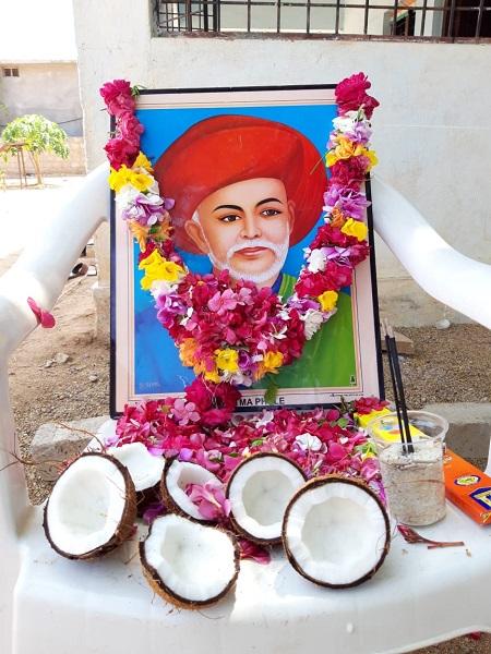 Mahatma Gandhi Jyotiba Phule