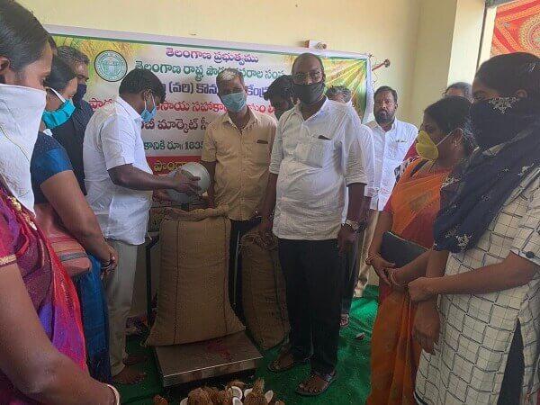 Paddy Rice seed purchasing in telangana