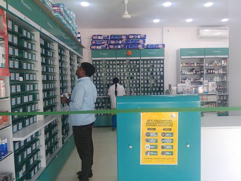 Apollo Pharmacy Achampet
