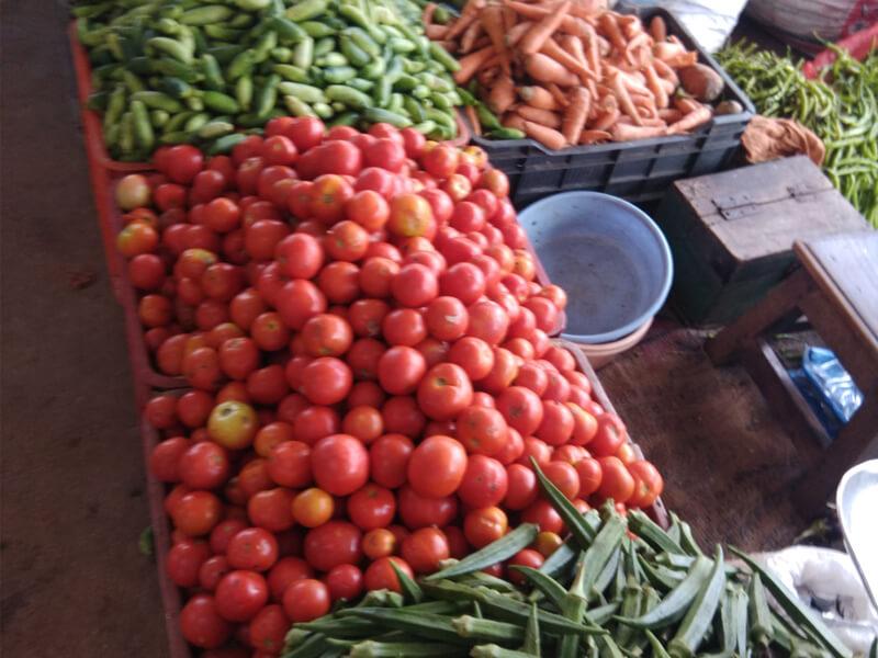 achampet kuragayala market
