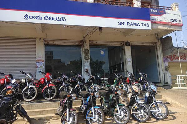 Sri-Rama-TVS-Showroom-Achampet
