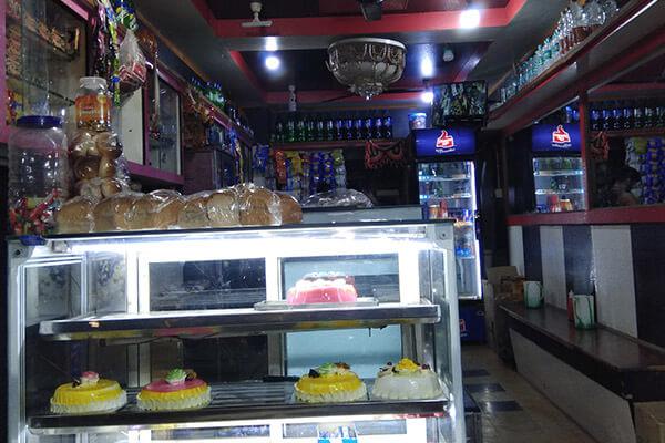 Ayyangar bakers in achampet