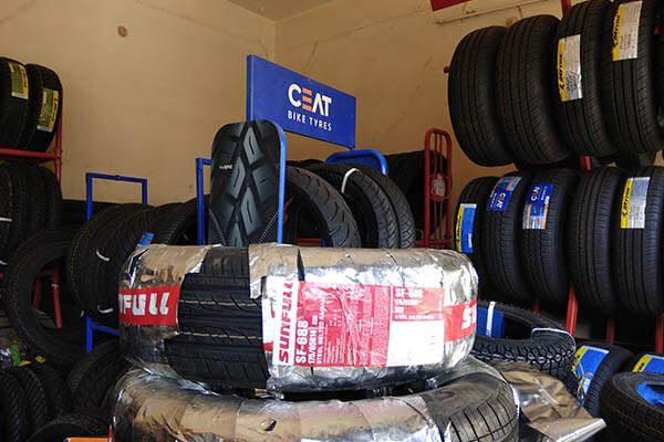 ceat tyres in achampet