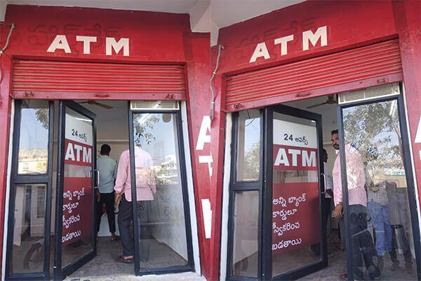 Hitachi ATM Achampet