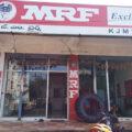 MRF Tyres Showroom Achampet