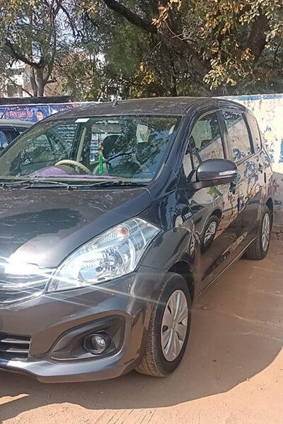 Maruti Suzuki Ertiga Car Rental Service Achampet