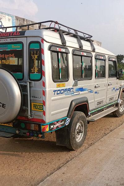 Sri Kanakadurga Travels car rentals achampet